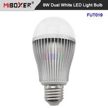Miboxer fut019 двойной белый 9 Вт e27 светодиодный светильник