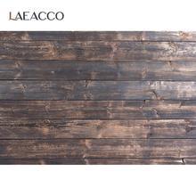 Laeacco خلفية للتصوير الفوتوغرافي مع نسيج خشبي عتيق ، خلفية تصوير لأغذية الأطفال والحيوانات الأليفة ، لاستوديوهات الصور