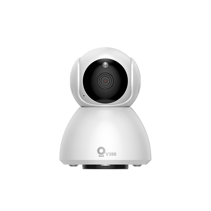 Q8 HD 1080P Smart IP Camera Infrared Night Vision AI Motion Detection 360 Degree Panoramic Home Security Camera Monitor
