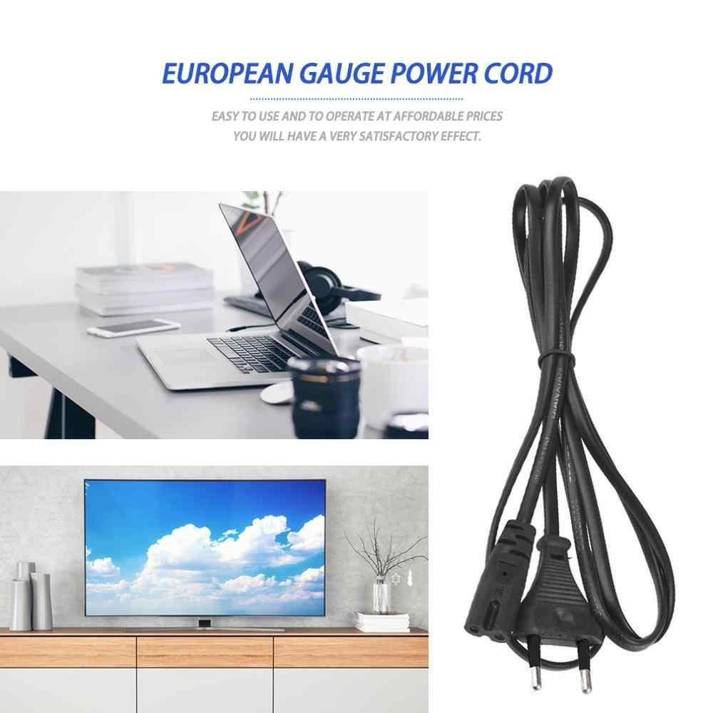 2 포트 EU 범용 노트북 Adapte 1.5m 컴퓨터 전원 코드 (PC 모니터 용) Treadmills 오디오 장비