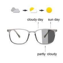 Blue Light Blocking Photochromic Sunglasses