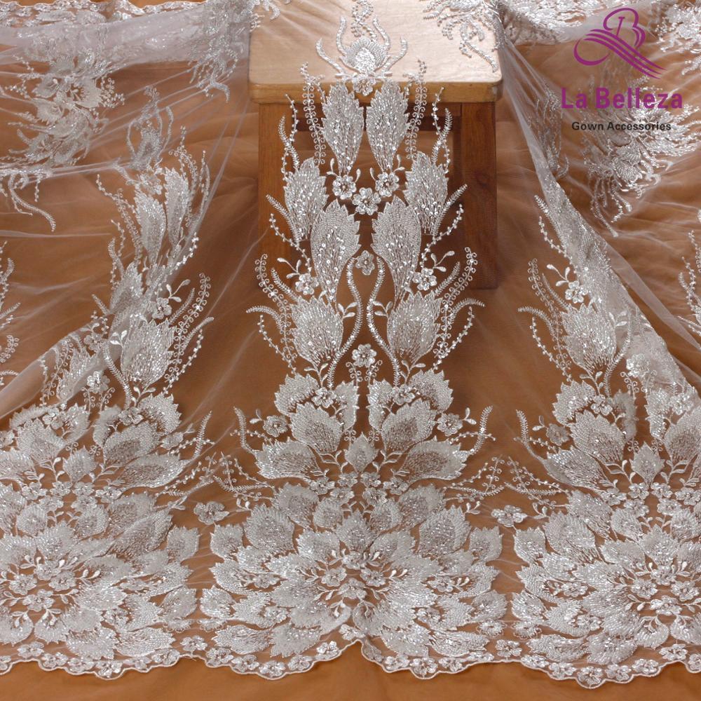 4cm Width White Decorative Lace Trim Fabric Wedding Birthday Christmas Goods