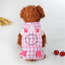 Pet Dog Clothes Costume Cartoon For Small  Winter dog Apparel Coat
