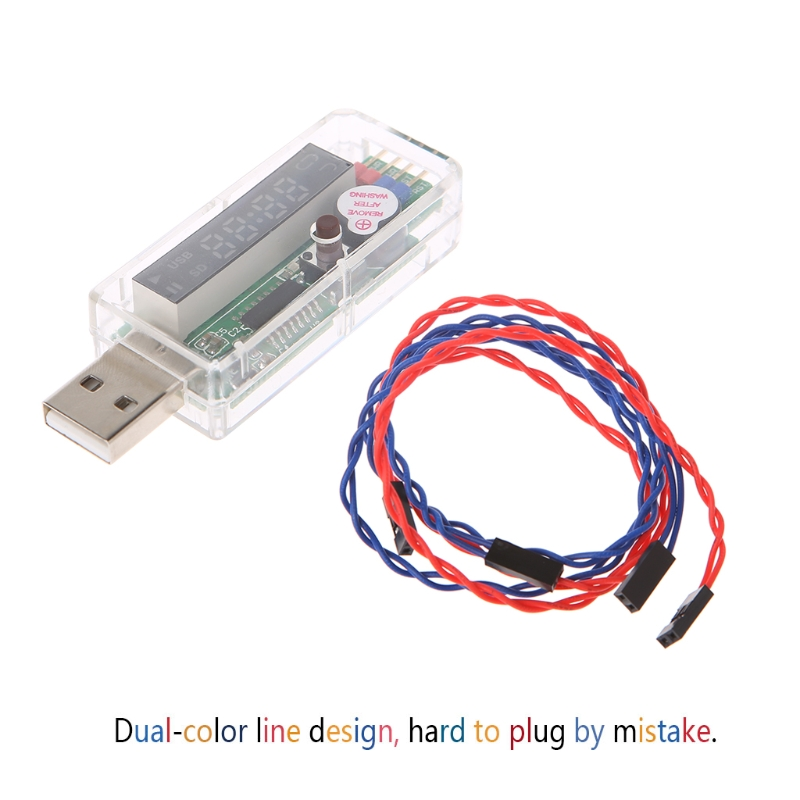 New USB Watchdog Card V9.0 Computer Automatic Restart Blue Screen Halted Auto Restart Miner With Transparent Shell