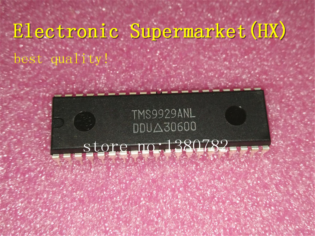 Free Shipping 10pcs/lots TMS9929ANL TMS9929 DIP-40 IC In Stock!