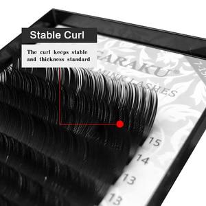 Image 3 - NAGARAKU 50cases wholesale   7~15mm mix 16rows/case naturally artificial mink eyelash extension, hand make, natural long