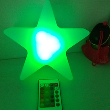 Super Brightness LED 3D Star Light illuminator LED Star Lighting Factory Night lights free shipping 20pcs