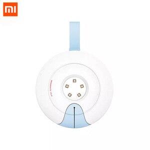 Xiaomi 59 smallUFO tapa de desinfección de segundos esterilizador UV portátil esterilización platos y palillos necesarios para viajar