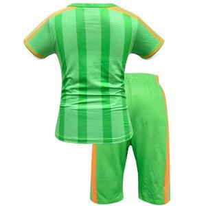 Image 3 - ילדים בגדי סט אווירי איום בני אופי כדורגל קוספליי בגדי Fortnited קרנבל תחפושות Ninja מסיבת מצחיק בגדים