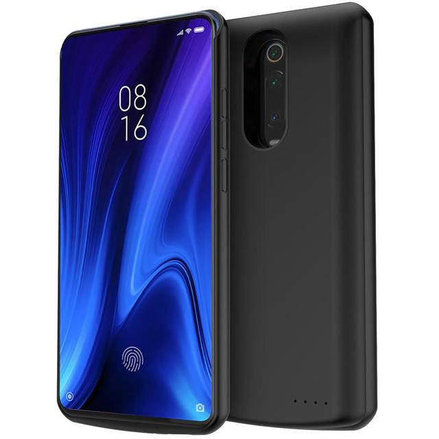 NTSPACE 6500mAh Batterie Ladegerät Fällen Für Xiaomi Redmi K20 Pro Tragbare Reise Lade Power Bank Fall Für Redmi K20 power Fall