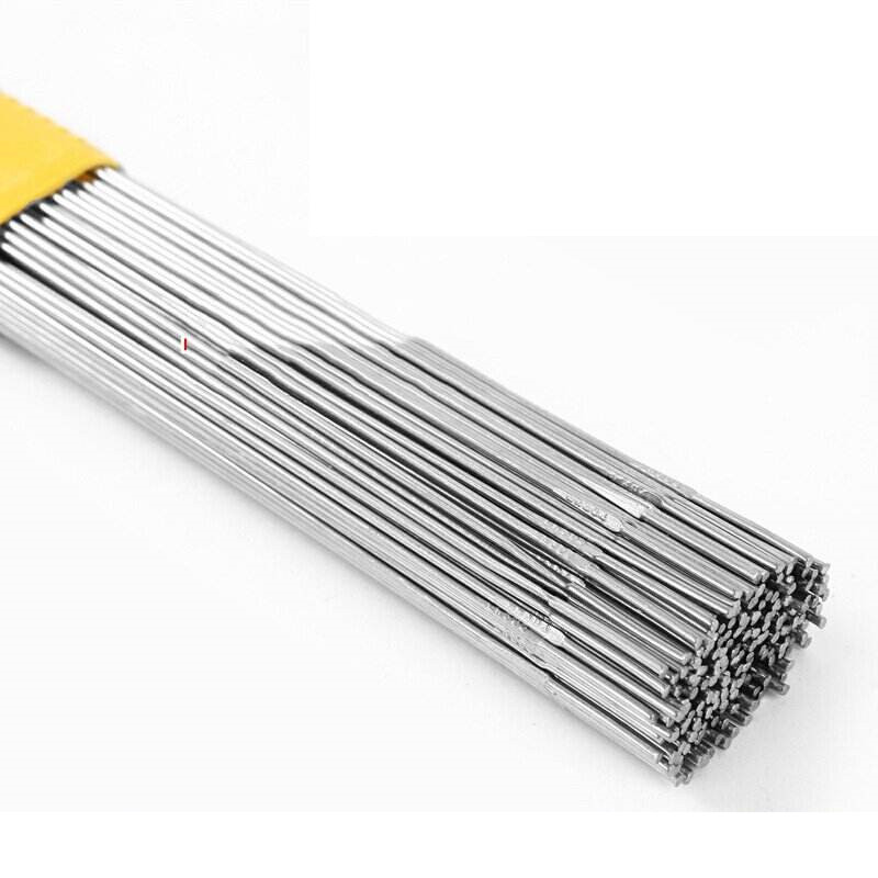 Low Temperature Aluminum Welding Wire Flux Cored 3.2mm*230mm Al-Mg Soldering Rod No Need Solder Powder