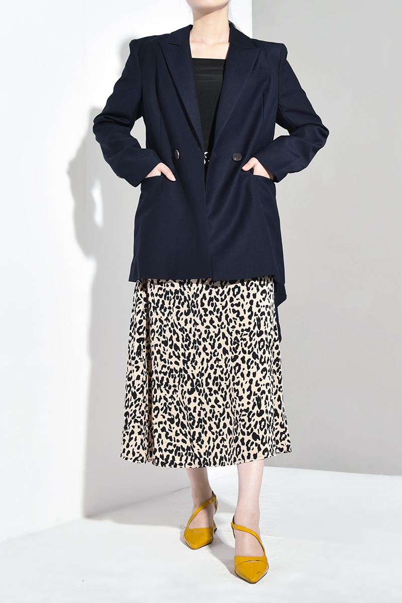 Coat Irregular Women Tide 8