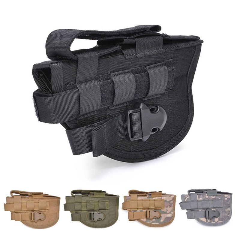 New Gun Holster Concealed Carry Holsters Belt Metal Clip IWB OWB Holster Airsoft Gun Bag Hunting Articles For All Sizes Handguns