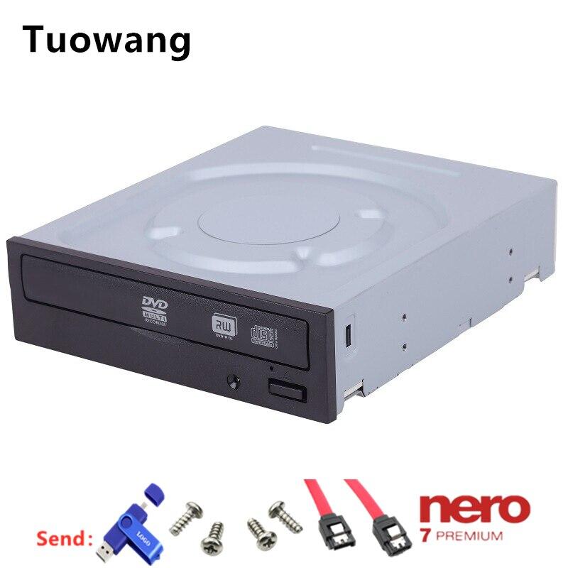 Применение LITE ON настольный компьютер Внутренний DVD и компакт дисков (CD) защита данных 24x SATA Внутренний DVD RW диск фри универсальные RW|Оптические дисководы| | АлиЭкспресс