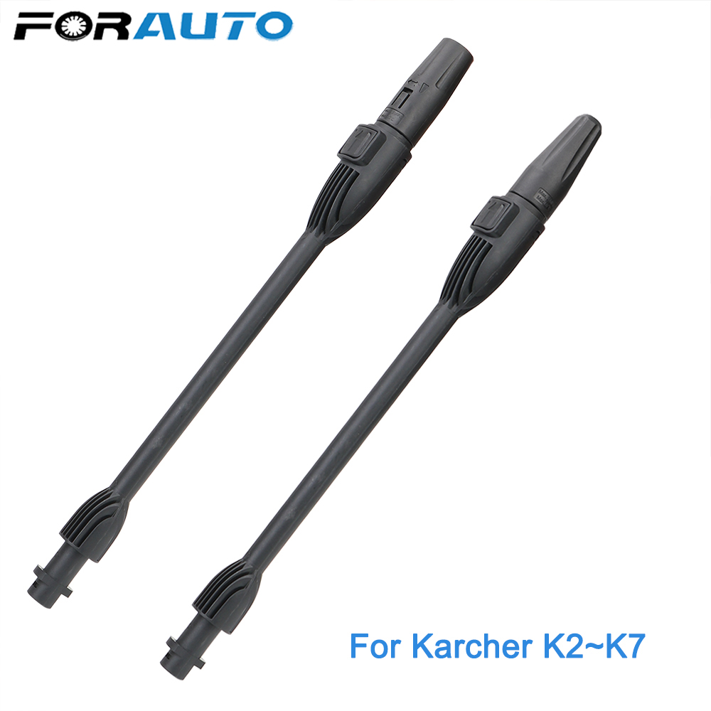 Karcher – Lance rotative Turbo pour lavage de voiture, Jet d'eau, buse de pulvérisation d'eau, outils de lavage de voiture, nettoyeur à pression
