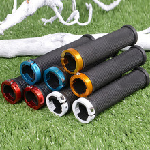 Grips Lock Bicycle-Handlebar-Cover Cycling Rubber Mountain-Road-Bike On-Handle Anti-Skid