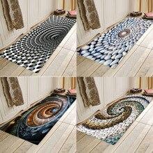 Pebbles, rotating pebbles, 3D pebbles printing home entry floor mat bathroom floor mat kitchen floor mat bed mat сандалии детские roxy tw pebbles vi rainbow