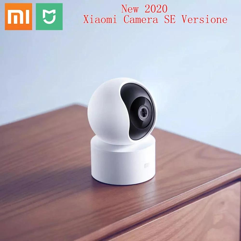 Chính Hãng Xiaomi Mijia Smart IP Camera HD 1080P 2.4G Wifi Không Dây 360  Góc Rộng 10M Tầm Nhìn Ban Đêm an Ninh Thông Minh Mihome 360° Video Camera