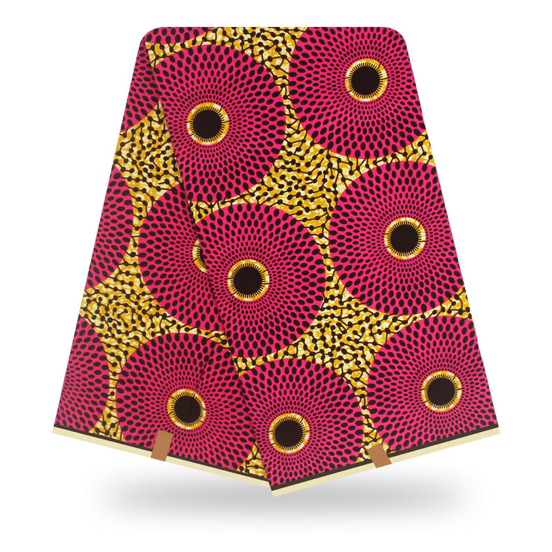 2020 African Anakra Nigeria High Quality Guaranteed Real Dutch Wax 100% Cotton Material Fabric Snijmal Tekst Nederlands