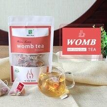 Natural Female Detox Tea Warming Womb Tea Slimming Herbal Uterus Cleansing Tea Irregular Menstruation Womb Detox Tea Weight Lost стоимость