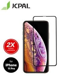 JCPAL Presever Super twardość szklany ochraniacz ekranu dla iPhone11 Pro /XS/X 5.8