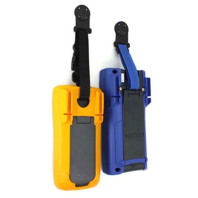 Universal Strong Magnet Black Multimeter Strap Practical Kit Hanging Loop Hanger For FLUKE TPAK New