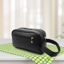 Luxury Male PU Leather Purse Men Wallets Large Capacity Cell Phone Pocket Zipper Clutch Bags Pass card Business Wallet Handy Bag