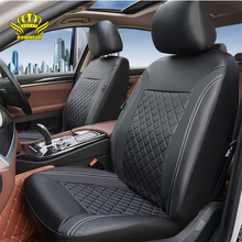 Seat-Protector Automovil ROWNFUR Artificial-Leather Fashion Para Fit-Cars Cubre Universales