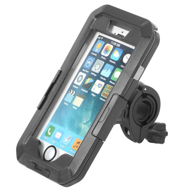 New Universal Waterproof Bicycle & Motocycle Phone Holder Bag Phone Mount Holder For IPhone 11/11 Pro/11 Pro Max For Samsung