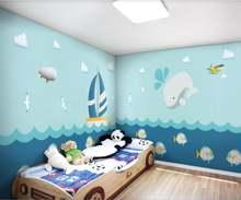 Настенное покрытие xue su на заказ фоновая стена для всего дома