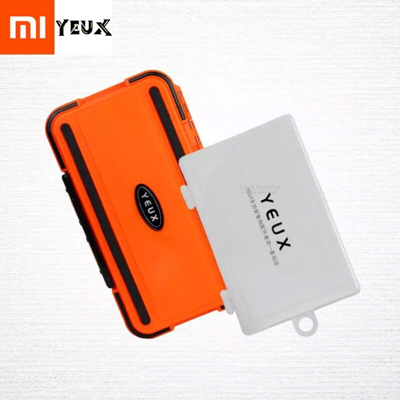 Xiaomi Mijia YEUX multi-fonction crochets accessoires ensemble étanche antichoc résistant aux chutes compartiment double serrure boucle