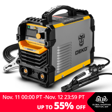 ARC Welder Inverter Welding-Machine MMA Efficient Dka-Series 220V Home DEKO IGBT DC