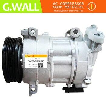 6SEL16 Air Compressor Pump For Peugeot 308/508/Partner Tepee/RCZ AC Compressor DCP21012 648738 9659875480 447150-1730 9676862380
