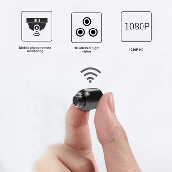 Mini Camera Wireless wifi 1080P Surveillance Security Night Vision Motion Detect Camcorder Baby Monitor IP Cam