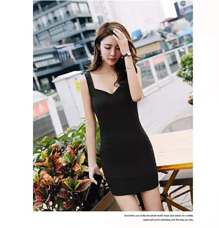Chiffon print dress women retro waist three-quarter sleeve shirt dress loose piece bohemian dress 6