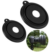 Reflection free Collapsible Silicone Lens Hood Ultimate Lens Cover Anti glass Lens Hood For Camera Images Videos Photographers