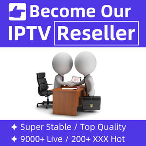 IPTV Reseller-Panel Android-Box Spain Xxx Canada Subscription Smart-Tv Europe for M3u