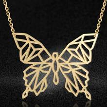 US $0.84 72% OFF|Amazing Butterfly Necklace LaVixMia Italy Design 100% Stainless Steel Necklaces for Women Super Fashion Jewelry Special Gift-in Pendant Necklaces from Jewelry & Accessories on AliExpress
