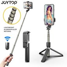 블루투스 무선 알루미늄 합금 Selfie 스틱 삼각대 Foldable Monopods 범용 스마트 폰 Gopro 및 스포츠 액션 카메라