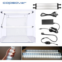 capsaver LED Light Board Power Adapter for Photo Studio M40II M60II M80 40cm 60cm 80cm Extra Accessories Box Light
