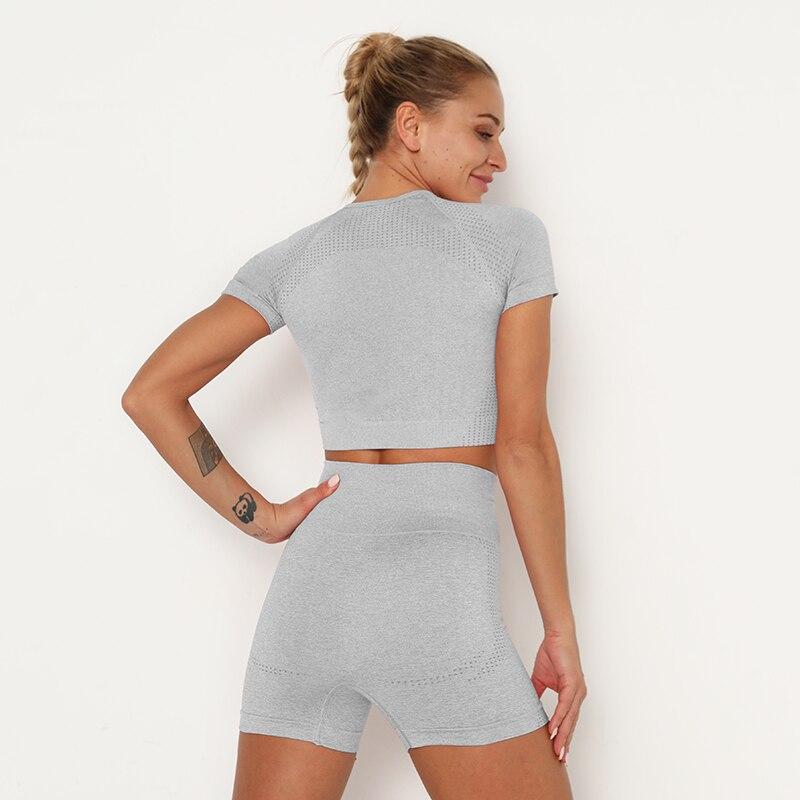 Hc18b482766de4a11aad029c1fc142473f Kaminsky 14 Colors High Waist Seamless Leggings For Women Solid Push Up Leggins Athletic Sweat Pants Sportswear Fitness Leggings