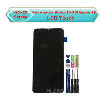 For Huawei Psmart 2019 Enjoy 9S LCD Display With Touch Screen Digitizer Assembly Replacement With Tools+3M Sticker(China)