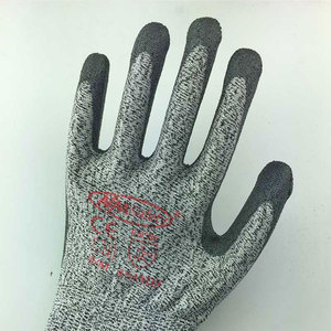 Image 5 - NMSafety High Quality CE Standard Cut Resistant Level 5 Anti Cut Work Gloves