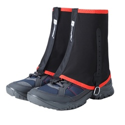 1 para folia ochronna pokrowce na buty do biegania getry dla kobiet mężczyzn na zewnątrz zapobiec kamień noc kairu pokrowiec na buty -