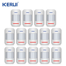 Original Kerui  Wireless Intelligent PIR Motion Sensor Movement Sensor Detector For  Wifi GSM PSTN  Security Alarm System