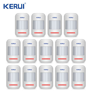 Image 1 - Original Kerui  Wireless Intelligent PIR Motion Sensor Movement Sensor Detector For  Wifi GSM PSTN  Security Alarm System