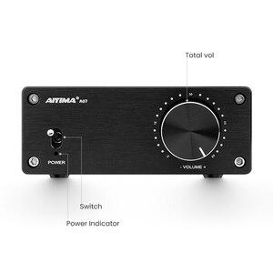 Image 2 - AIYIMA TPA3255 مكبر كهربائي 300Wx2 فئة D ستيريو الصوت الرقمي أمبير HiFi 2.0 مكبر صوت المتكلم المسرح المنزلي لتقوم بها بنفسك