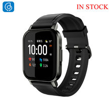 Ship Within 24 Hour Haylou LS02 Global Version Smart Watch IP68 Waterproof 12 Sport Modes Call Reminder Bluetooth 5.0 Smart Band
