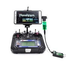 2,4G PPM Flug RC Simulator Wireless Kabel USB RealFlight Freerider G7 G6 G 5,5 G5 PH 5,0 für Flysky FS-I6 FS-TH9X FS-T6 FS-CT6B