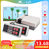 DATA FROG TV Video Game Console Built In 620 Games 8 Bit Retro Game Console Handheld Gaming Player Best Gift free shipping
